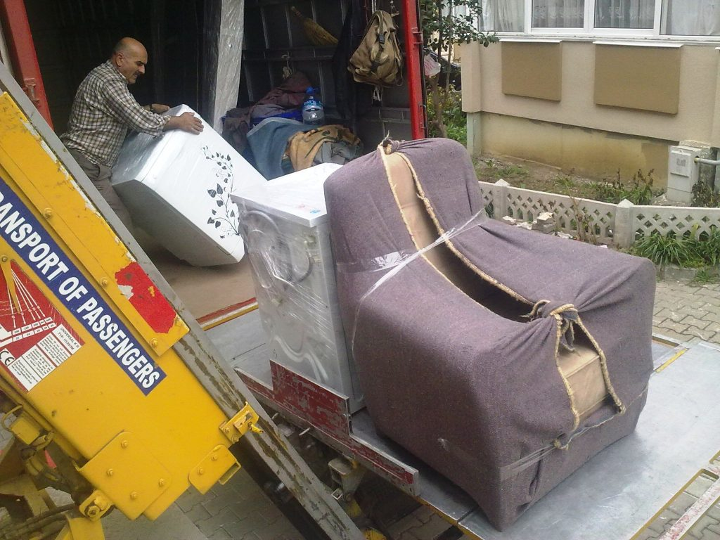 ambalajlı taşımacılık